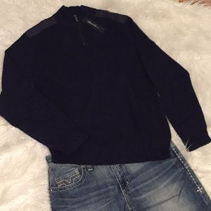 Kenneth Cole crew neck sweater